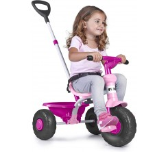 BABY TRICYCLE ROSE FEBER