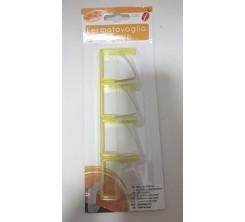 Set Attache Nappe 4pcs Plastique