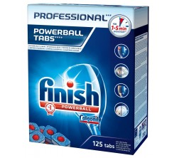 Finish Power Ball Calgoni 125 Tabs