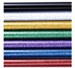 Colle à Chaud Multicolore Brillante Grand Modèle sachets 6 Pièces
