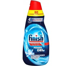 Finish All in 1 Max Power Gel higiene