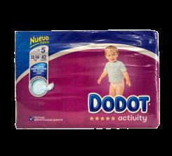 Couche Baby Dodot Activity t5 x42