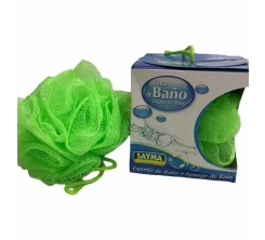 Sayma Éponge Belle Fleur Vert