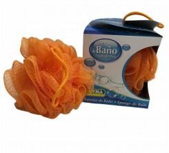 Sayma Éponge Belle Fleur Orange