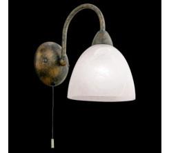 Applique dionis 1xE14_40 W antique cuivre