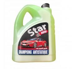 Shampoing Voiture Anti Statistique Star auto 5L