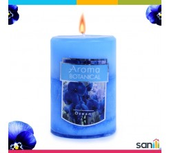 Bougie Parfumée Ocean Bleu