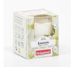 Bougie Parfumée Jasmin pot en verre