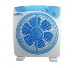 Ventilateur carré au sol sans bruit - 3 vitesses - Diamètre des pales 26 cm