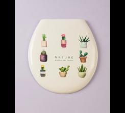 Abattant WC Série Nature