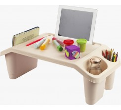 Table Multi-usage Enfants et Adultes BEIGE