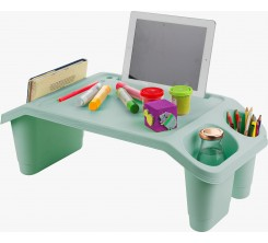 Table Multi-usage Enfants et Adultes VERT