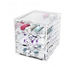 Rangement de Maquillage PM 3 Tiroirs