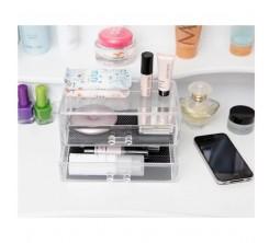 Rangement de Maquillage 2 Tiroirs