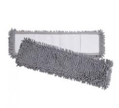 Recharge de Vadrouille en Microfibre gris 40 cm