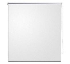 Rideau de Fenêtre 100x180cm Blanc