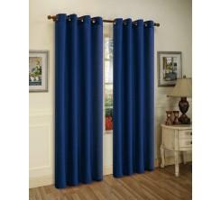 Rideaux de Fenêtre Bleu