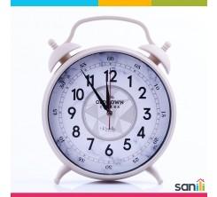 Horloge Sur Pieds Masa Saati Gris