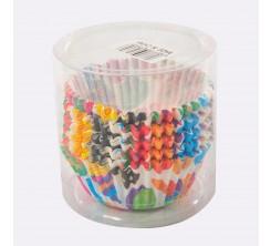 Set de 100 Caissettes Cupcakes et Muffins en Papier Motif CupCake