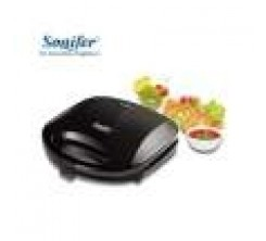Sonifer Machine Panini Sandwich Maker Sonifer 750W Antiadhésif Appareil à Sandwich