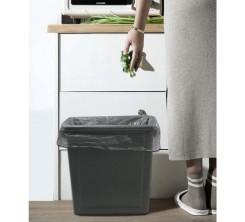 Igor Sacs Poubelle Transparant 10Pcs 150L 90×120 cm