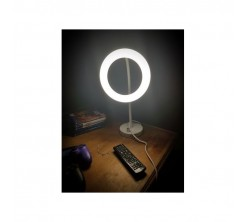 Lampe de table led derby 15w dimmable 6500k