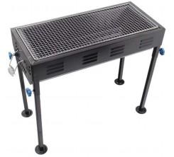 Barbecue au charbon portable  style japonais 70x31x65cm
