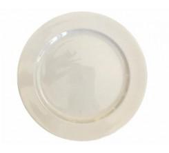 Assiette En Porcelaine 20cm