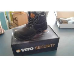 Chaussure de Sécurité Haute Classic s3 Taille 43 - Vito