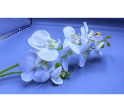 Fleur Artificielle Blanche  0110