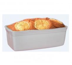 Moule à Cake Rectangulaire en Ceramique