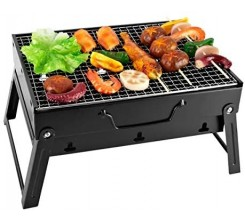 Barbecue portable pliable 36x29x7.5cm