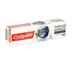Colgate natural extracts charbon végétal