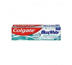 Colgate max white cristals blancos