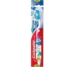 brosse à dents triple action Colgate