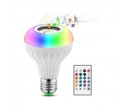 Lampe led avec music et Bluetooth